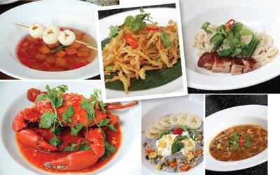 Nikmati Menu Spesial Imlek di Hotel Morrissey Jakarta: Roasted Duck Lamian - Singapore Style Chili Crab