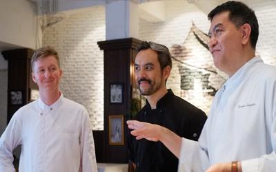 Restoran Chef Vindex Tengker Siap Buka Desember ini di Los Angeles!