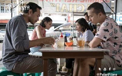 Makan Bakmi Kepiting Pontianak, Choi Pan, dan Lorjuk, Wisata Kuliner Ala Film Aruna dan Lidahnya di Jakarta.