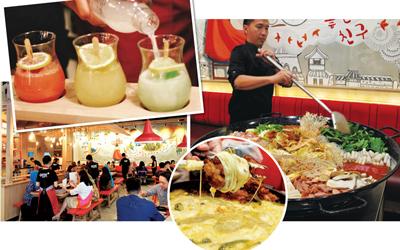 Menyantap Sup Tentara Korea di Ojju K-Food