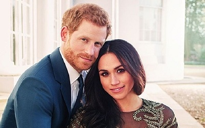 Yuk, Intip Undangan Pernikahan Pangeran Harry dan Meghan Markle!