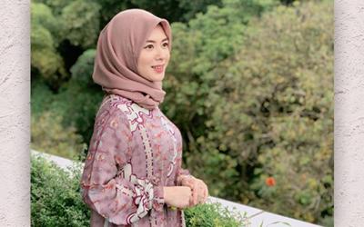 6 Aktivitas Ayana Jihye Moon, HIjaber Mantan Idol Korea Saat ke Indonesia