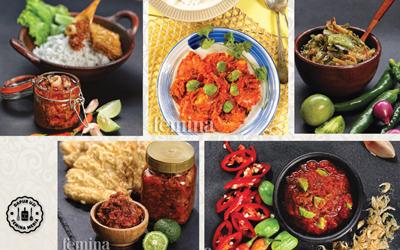 5 Resep Wajib Coba Minggu Ini: Aneka Sambal Pedas dan Enak, Siap-siap Nambah Saat Makan
