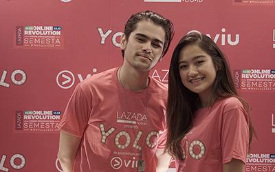 YOLO (You Only Live Once), Serial Terbaru di Viu Tentang Pahit Manis Kehidupan Millennial yang Bekerja di e-commerce