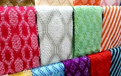 Tenun Garut Masih Kalah Tenar dari Batik Garutan