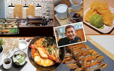 Pengalaman Menikmati Sushi dan Kopi Unik di Sekai Sushi & Shabu