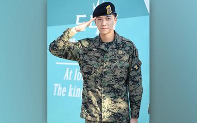 Selesai Wajib Militer, Lee Seung-gi Siap Kembali ke Dunia Hiburan