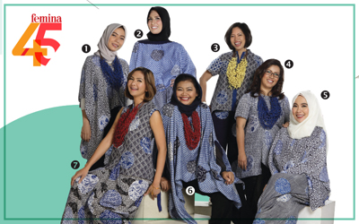 45 Tahun Berkembang Bersama Femina: Komunitas Wanita Wirausaha