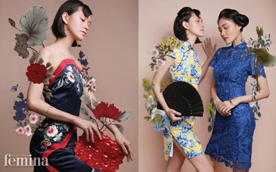Tampil Cantik dengan 3 Busana Oriental Berikut Ini