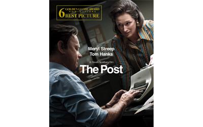 Film The Post, Tangguhnya Meryl Streep Sebagai Pemimpin Media Massa