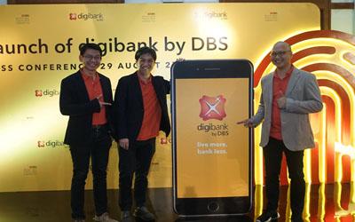 Digibank, Aktivitas Perbankan Kini Cukup Lewat Gadget Anda