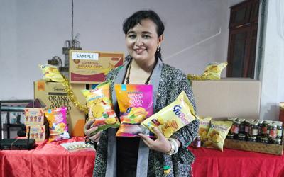 Ida Widyastuti, Membawa Snack Indonesia Mendunia Lewat Pemasaran Digital