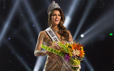 Selamat Kepada Iris Mittenaere, Miss Universe 2016 Asal Prancis