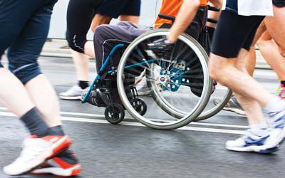 Kemenangan Penyandang Disabilitas