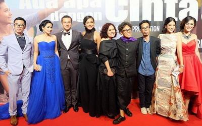 Foto-Foto Gala Premiere Film AADC 2 di Yogyakarta