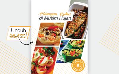 Unduh Gratis! E-Book: Resep Aneka Hidangan Kukus di Musim Hujan