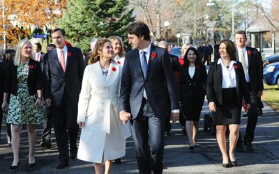 Romantisisme Baru Sophie & Justin Trudeau