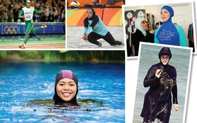 Kontroversi Burkini: Mulai dari Isu Keamanan Olahraga Hingga Identitas Seseorang