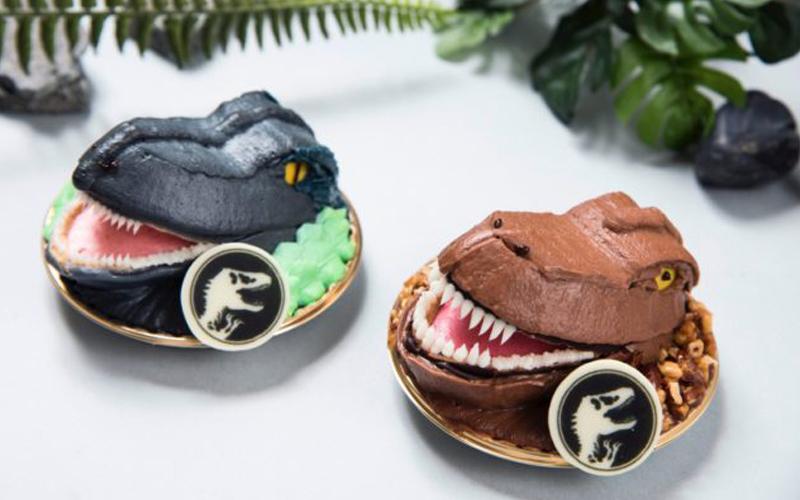Menggemaskan! Kafe di Jepang ini Menghadirkan Menu ala Film Jurassic Park