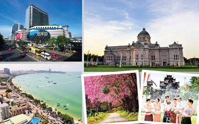 Tiga Rekomendasi Destinasi Wisata Thailand dari Mario Maurer