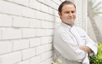 Chef Massimo Zampar dari Hilton Colombo Hadir Sepekan untuk Publik Jakarta