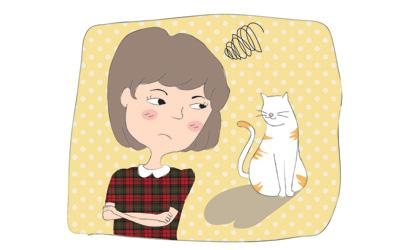 Kucing Desy