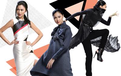Juwita Rahmawati: Face of Jakarta Fashion Week 2017