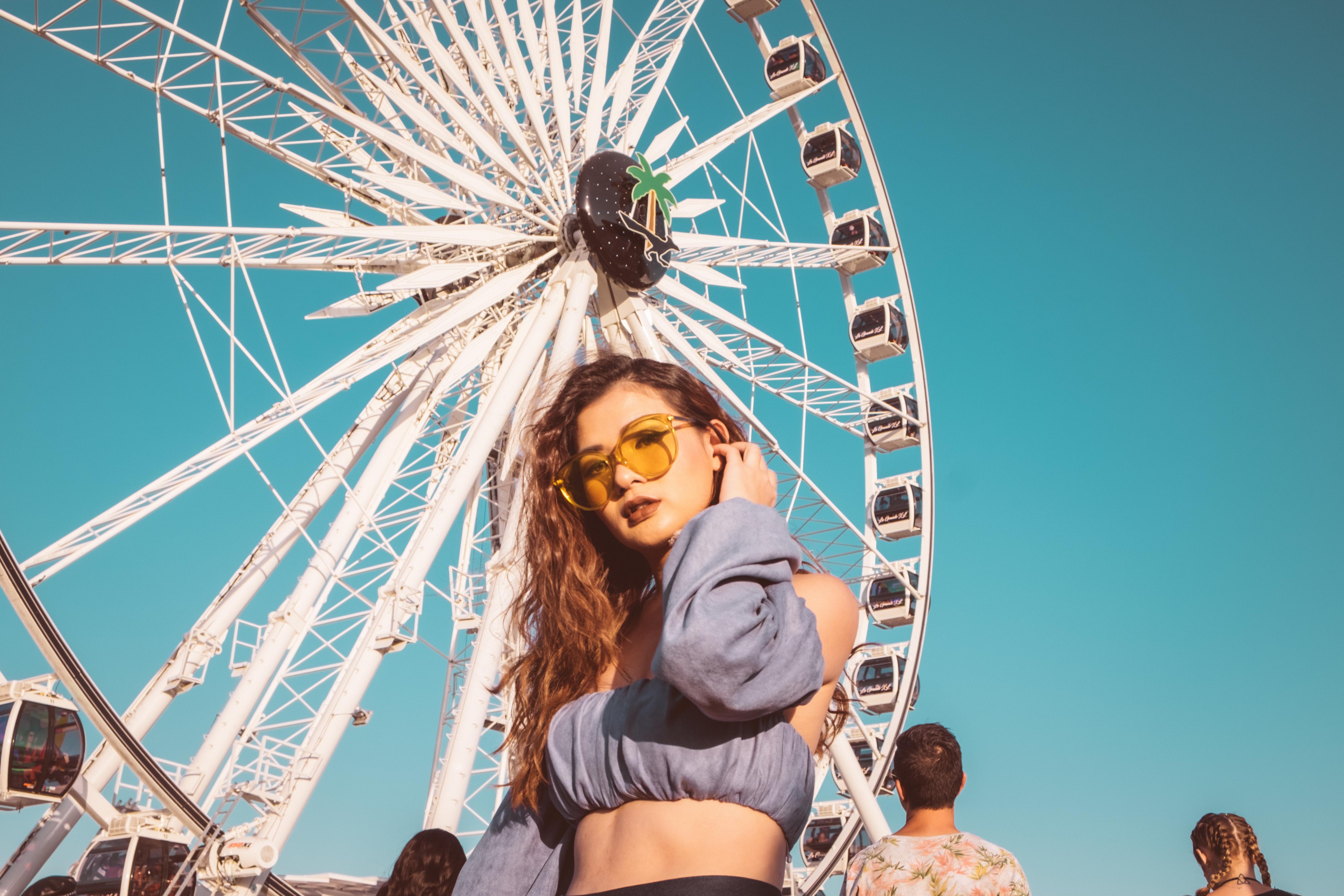 Intip Gaya Para Selebgram di Coachella 2018