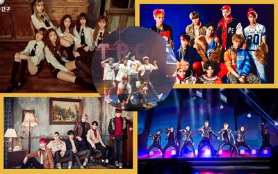 Menantikan Kembalinya Park Bo-gum dan EXO di Jakarta untuk Music Bank 2017!
