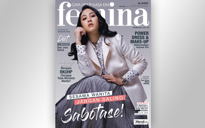 Femina Power Issue, April 2018