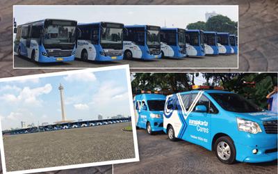 Peningkatan Pelayanan untuk Publik, Transjakarta Tambah 116 Bus Baru dan Layanan Khusus Difabel