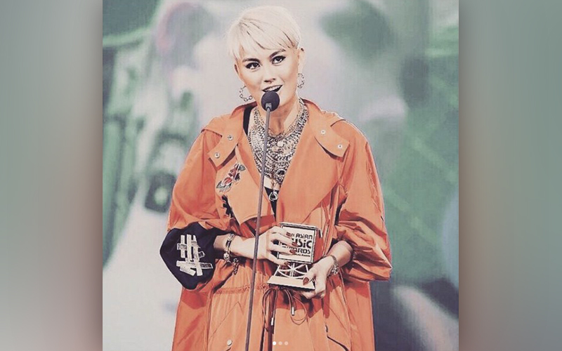 Selamat! Agnez Mo Meraih Best Asian Artist (Indonesia) di MNet Asian Music Awards (MAMA) 2017