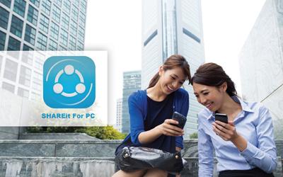 SHAREit, Aplikasi Cloud  Storage yang Mengirim File 200 Kali Lebih Cepat dari Bluetooth