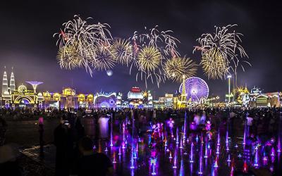 Aneka Cara Rayakan Akhir Tahun Di Dubai