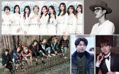 5 Bintang Korea yang Mencuri Perhatian Dunia, Mulai dari BTS Hingga Gong Yoo
