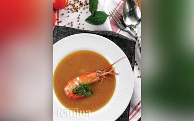 Resep Sopa de Carabineros, Sup Seafood khas Spanyol