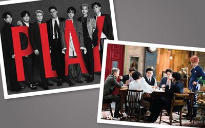 Merilis Album PLAY, Super Junior Senang Bisa Promosi dan Berkompetisi dengan Grup-Grup Idol Baru