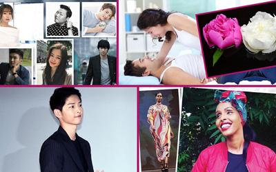 5 Berita Populer Minggu Ini: Bintang Korea yang Berasal dari Keluarga Kaya Hingga Seks Oral Bisa Menjadi Penyebab Kanker Lidah