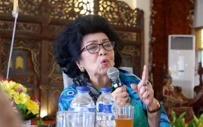 Tokoh Kuliner dan Ahli Nutrisi Tuti Soenardi, Wafat Hari Ini, di Usia 83 Tahun