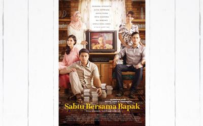 Sabtu Bersama Bapak, Film Keluarga Karya Adithya Mulya