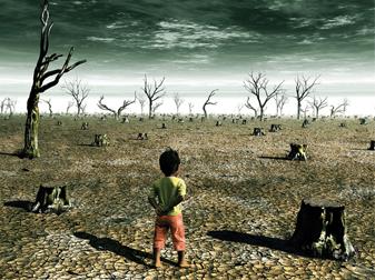Perubahan Iklim dan Ulah Manusia