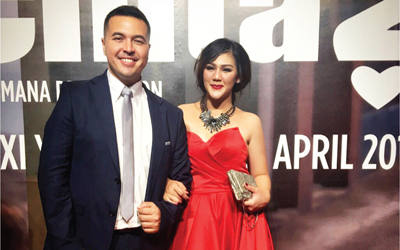 Lintasan Cinta Rifat Sungkar & Sissy Priscillia