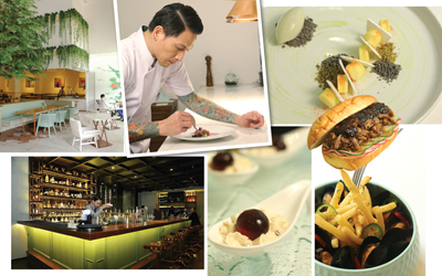 Correlate, Restoran Terbaru Chef Juna