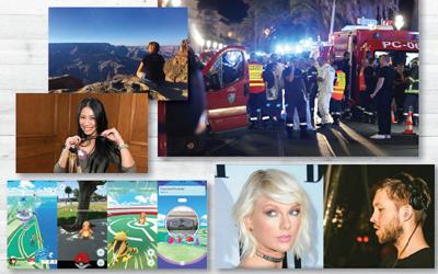 6 Berita Heboh Sepekan: Dari teror di Prancis, Demam Game Pokemon Go, Drama Hiddleswift Hingga Patung Lilin Anggun