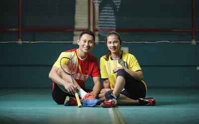 Kisah Sony Dwi Kuncoro & Gading Safitri: Cinta dari Tepi Lapangan