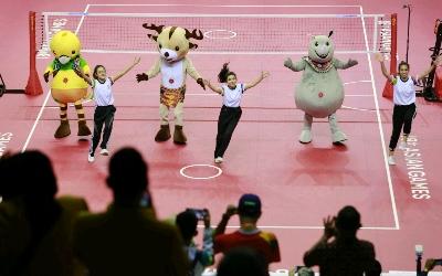 Tonton Ini Di Asian Games 2018 Setelah Bulutangkis Selesai