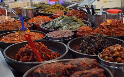 Bahan-Bahan Wajib Dapur Korea