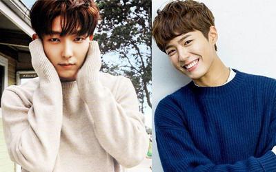 Park Bo-gum dan Lee Jun-ki Terpilih Sebagai Aktor yang Paling Ingin Dikencani di White Day