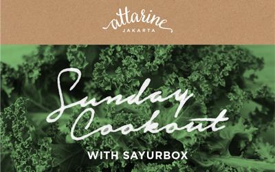 Farm to Table, Kolaborasi Attarine dan Sayurbox