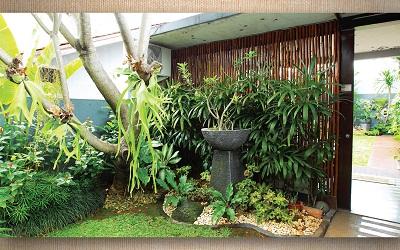 Ingin Rekreasi di Rumah? Ciptakan Taman Mungil HIjau yang Segar
